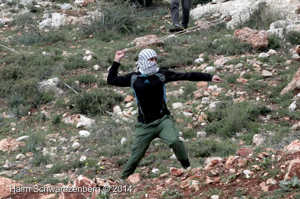 Nabi Saleh 14/03/2014 | IMG_8347