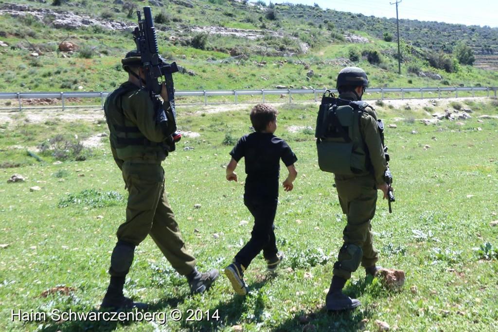 Nabi Saleh 28/03/2014 | IMG_8353
