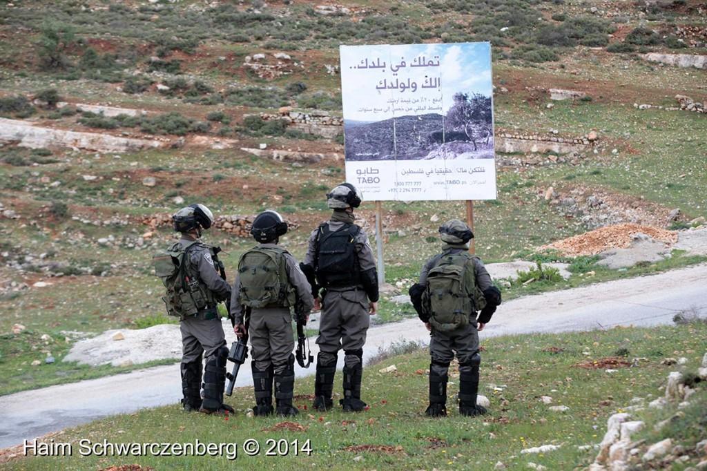 Nabi Saleh 14/03/2014 | IMG_8388