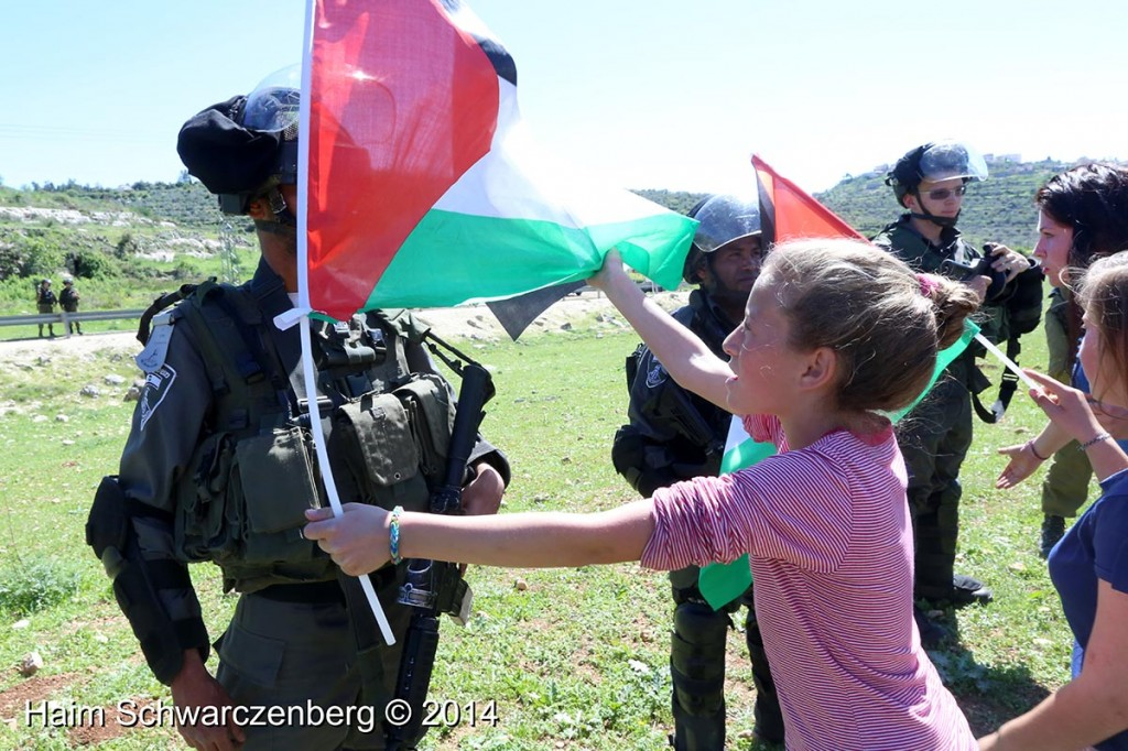 Nabi Saleh 28/03/2014 | IMG_8398
