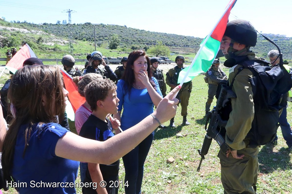 Nabi Saleh 28/03/2014 | IMG_8439