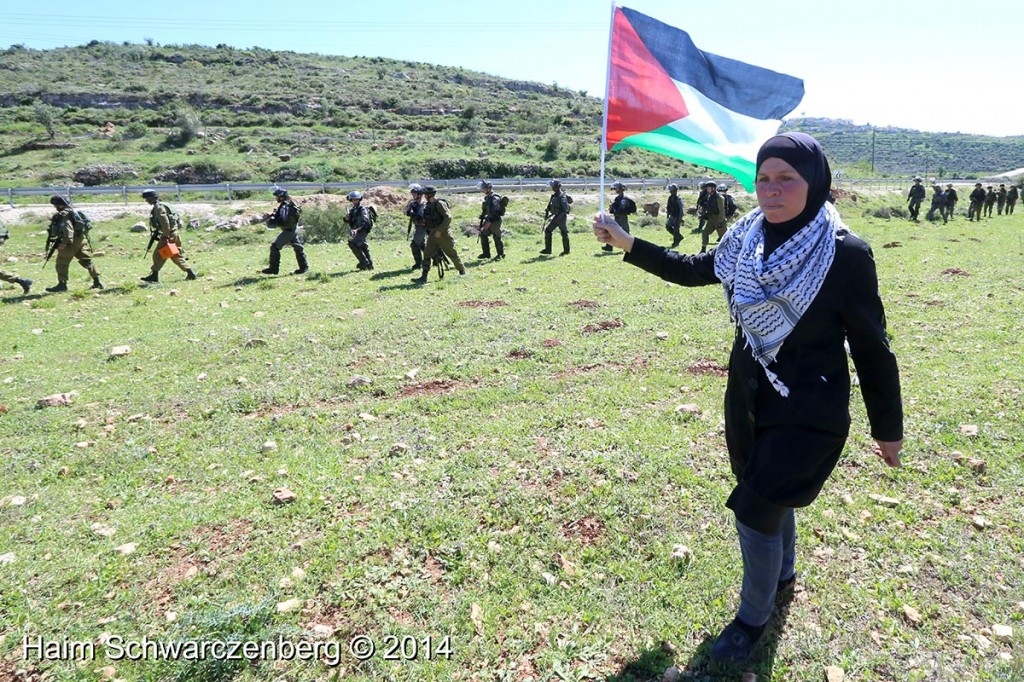 Nabi Saleh 28/03/2014 | IMG_8552