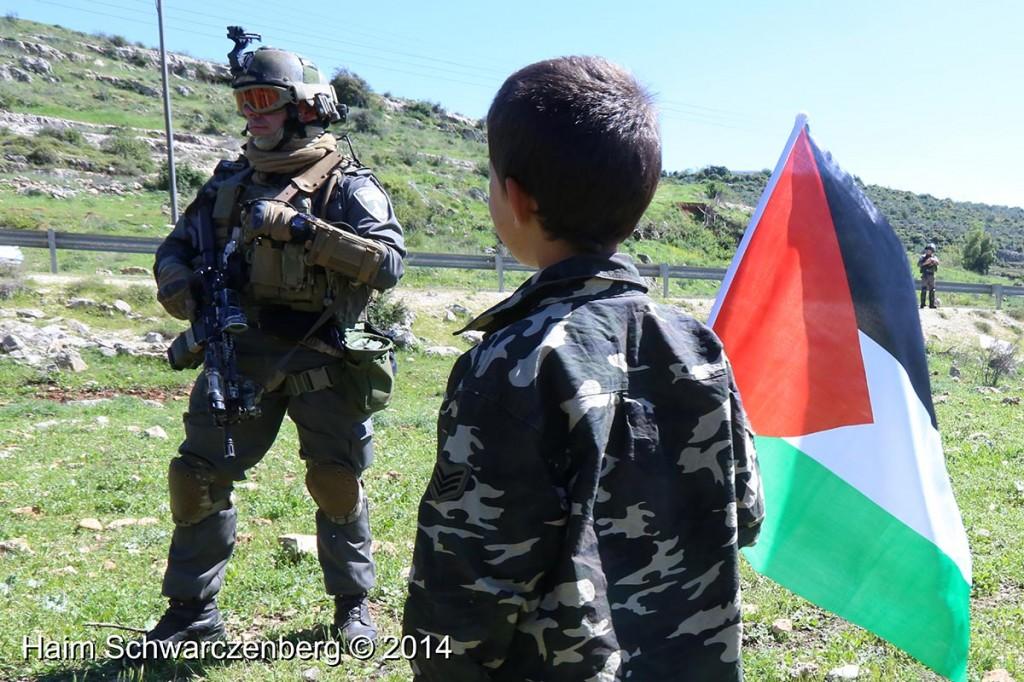 Nabi Saleh 28/03/2014 | IMG_8708