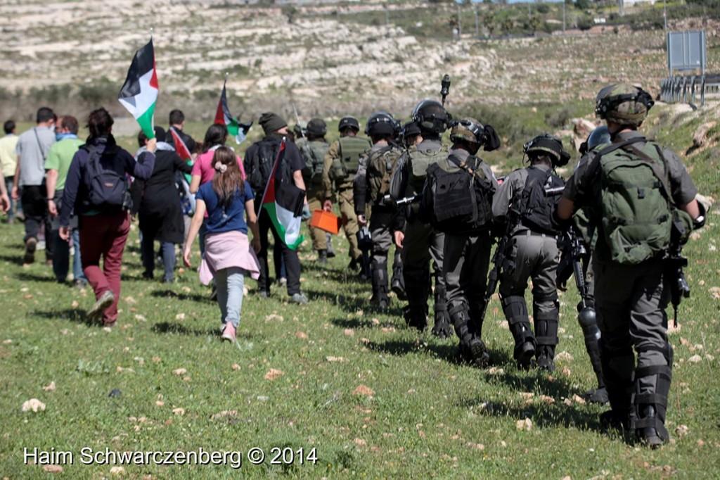 Nabi Saleh 28/03/2014 | IMG_9046