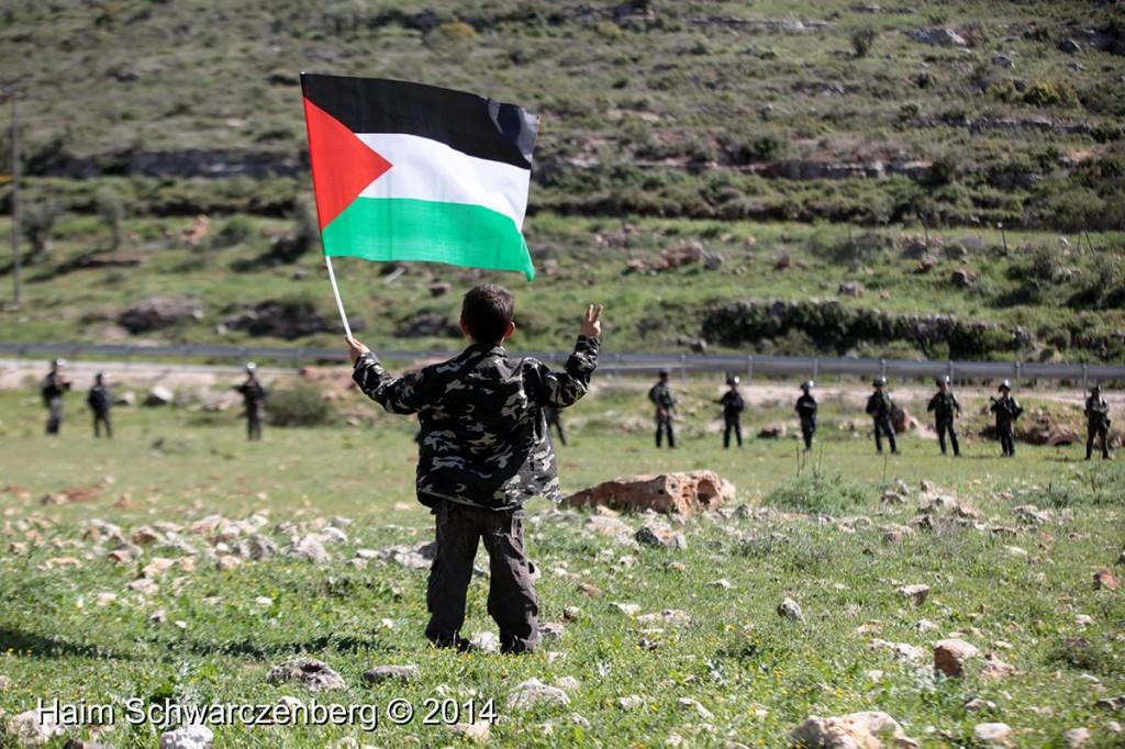 Nabi Saleh 28/03/2014 | IMG_9144