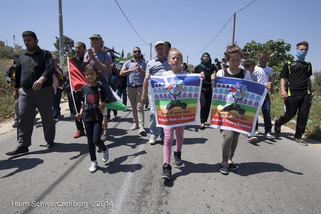 Nabi Saleh 25/04/2014 | IMG_0003