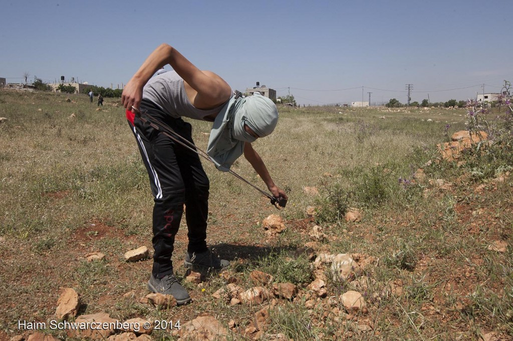 Nabi Saleh 25/04/2014 | IMG_0021