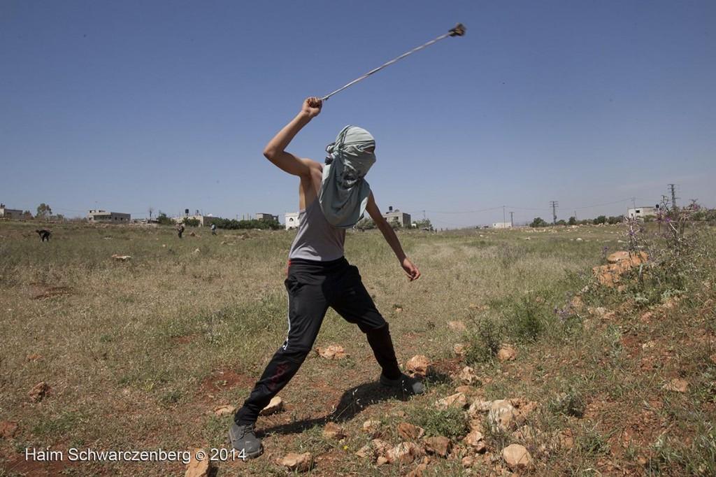 Nabi Saleh 25/04/2014 | IMG_0031
