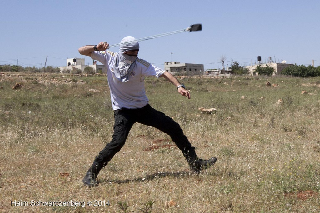 Nabi Saleh 25/04/2014 | IMG_0035