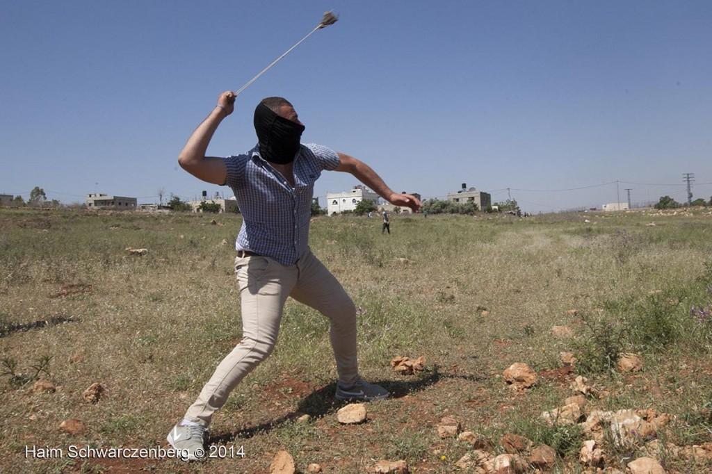 Nabi Saleh 25/04/2014 | IMG_0042