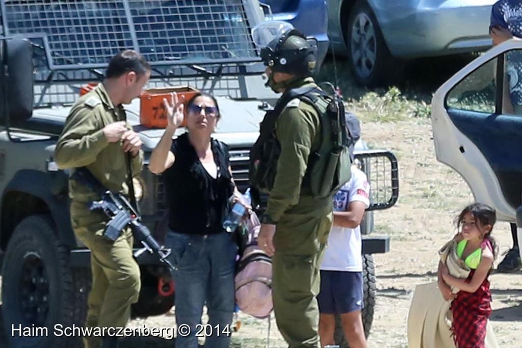 Nabi Saleh 18/04/2014 | IMG_0059