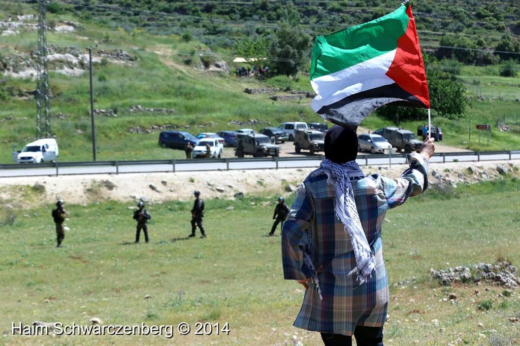 Nabi Saleh 18/04/2014 | IMG_0116