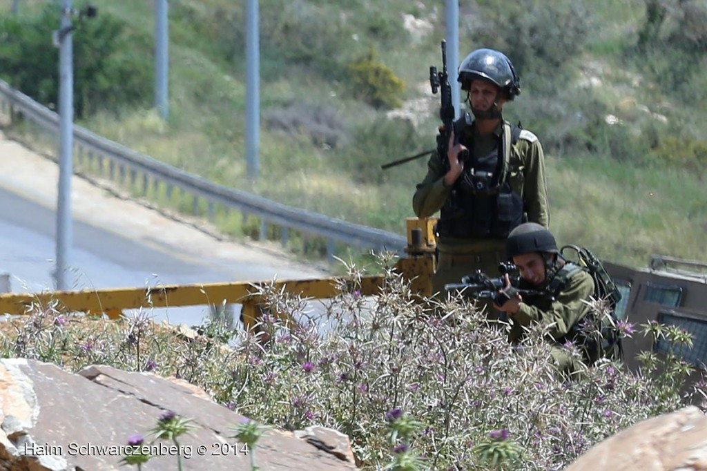 Nabi Saleh 25/04/2014 | IMG_0571