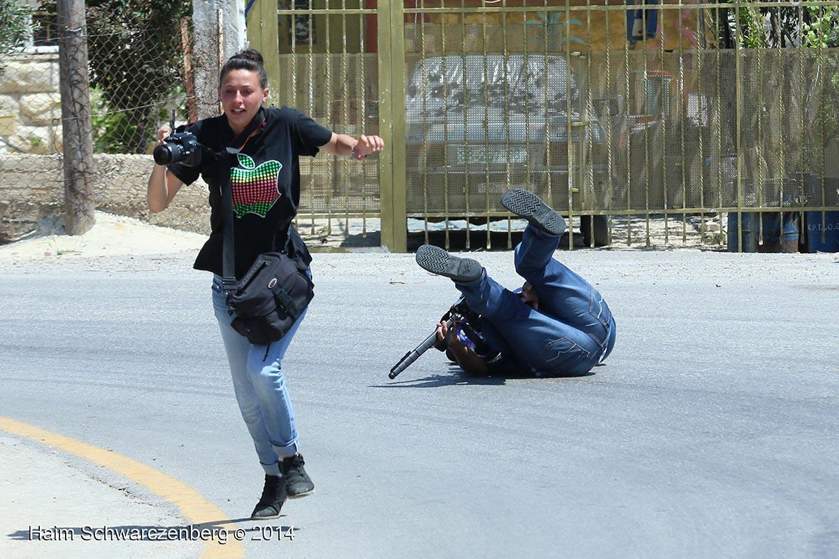 Nabi Saleh 25/04/2014