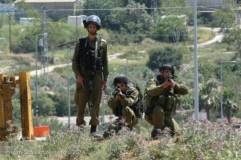 Nabi Saleh 25/04/2014 | IMG_0588