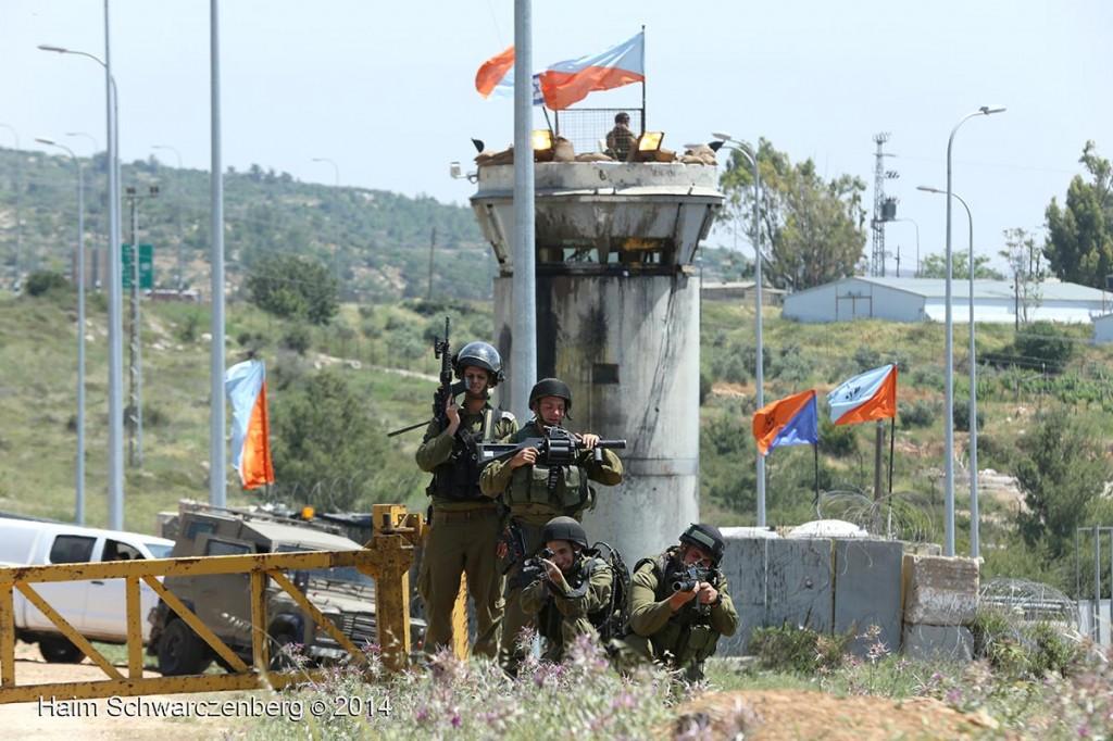 Nabi Saleh 25/04/2014 | IMG_0605