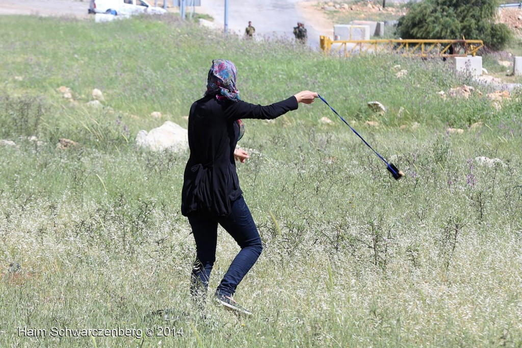 Nabi Saleh 25/04/2014 | IMG_0612