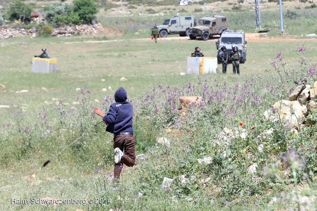 Nabi Saleh 25/04/2014 | IMG_0617