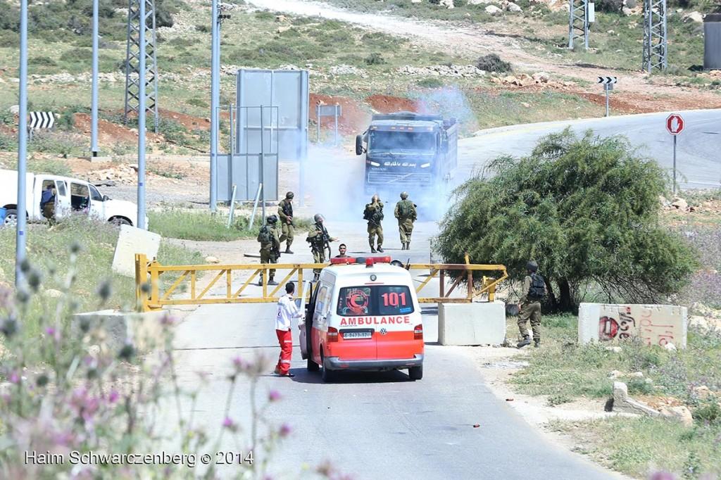 Nabi Saleh 25/04/2014 | IMG_0619