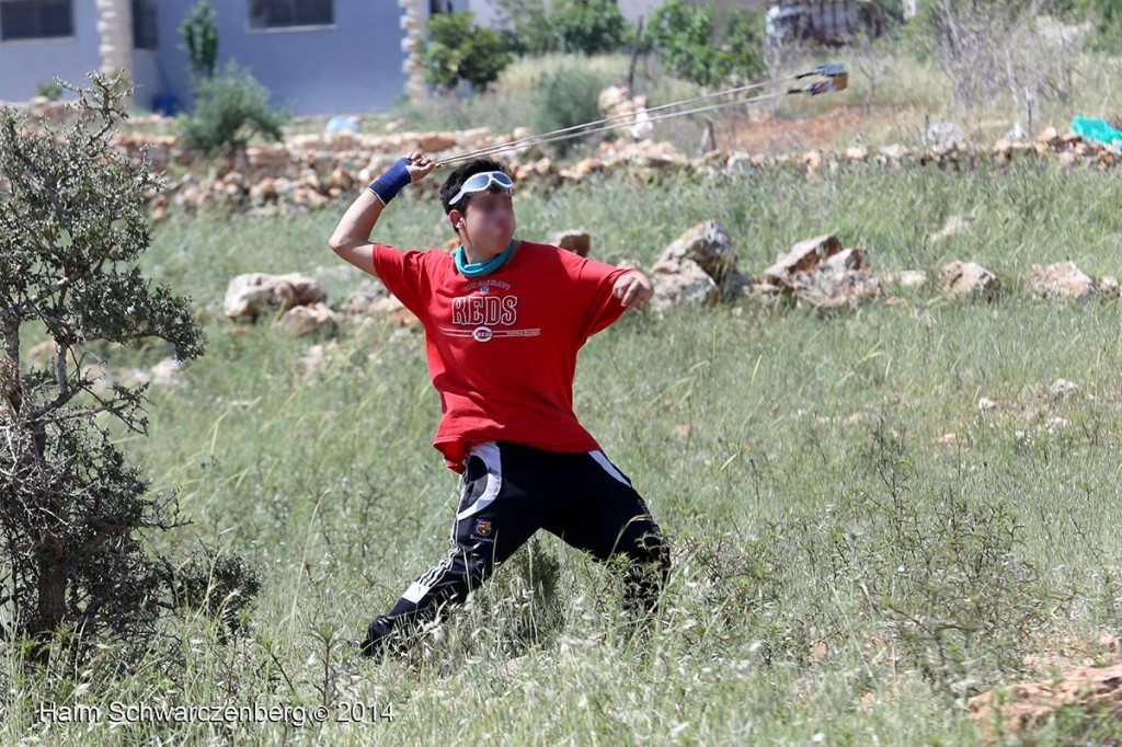 Nabi Saleh 25/04/2014 | IMG_0621