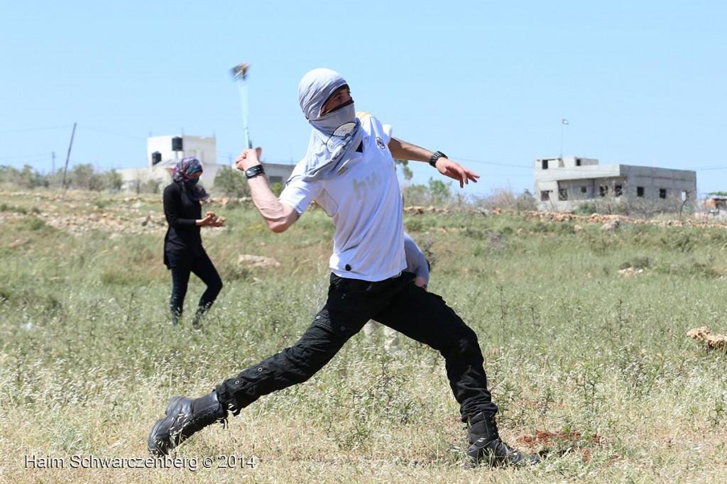 Nabi Saleh 25/04/2014 | IMG_0639