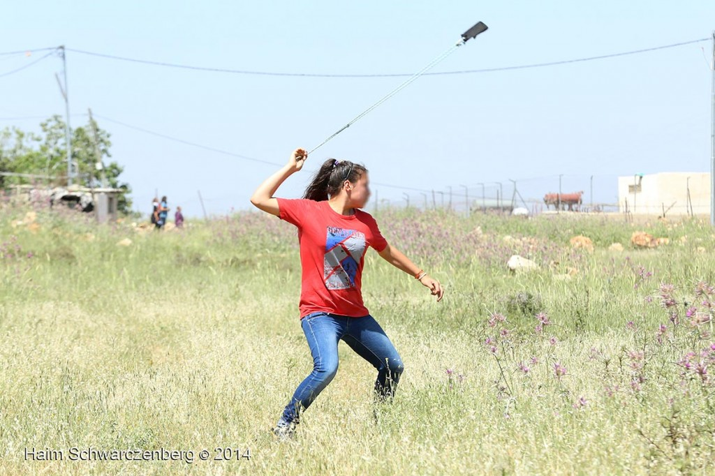 Nabi Saleh 25/04/2014 | IMG_0682