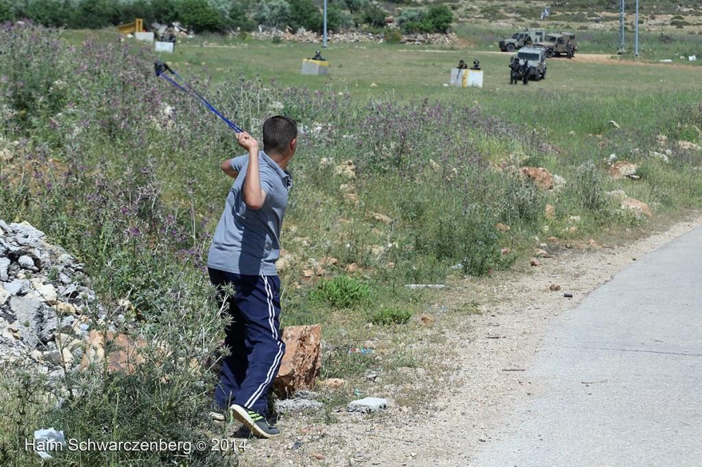 Nabi Saleh 25/04/2014 | IMG_0699