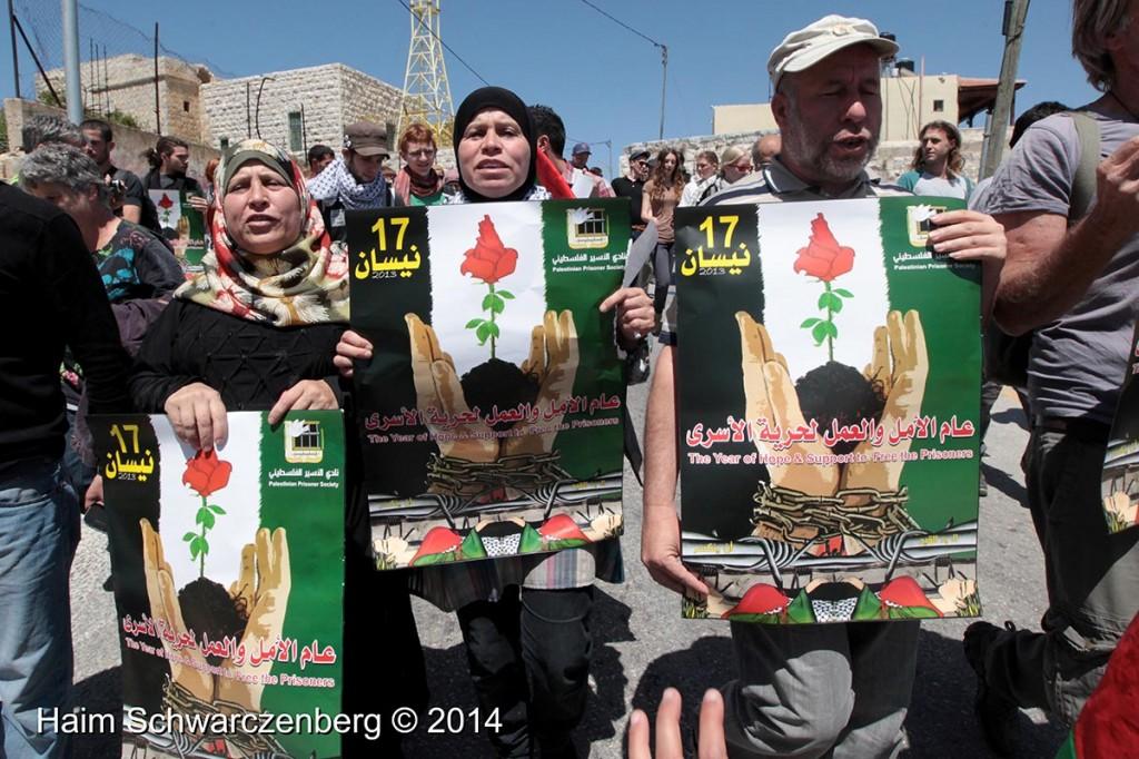 Nabi Saleh 18/04/2014 | IMG_9945