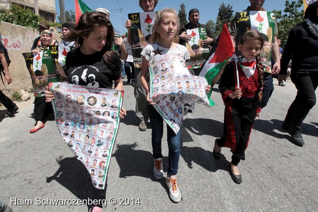 Nabi Saleh 18/04/2014 | IMG_9954