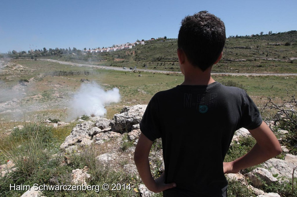 Nabi Saleh 18/04/2014 | IMG_9955