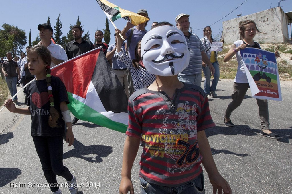 Nabi Saleh 25/04/2014 | IMG_9999