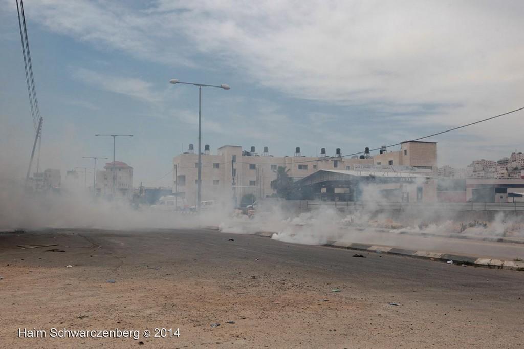 Ofer Military Prison, Bitunia 16/05/2014 | IMG_0564