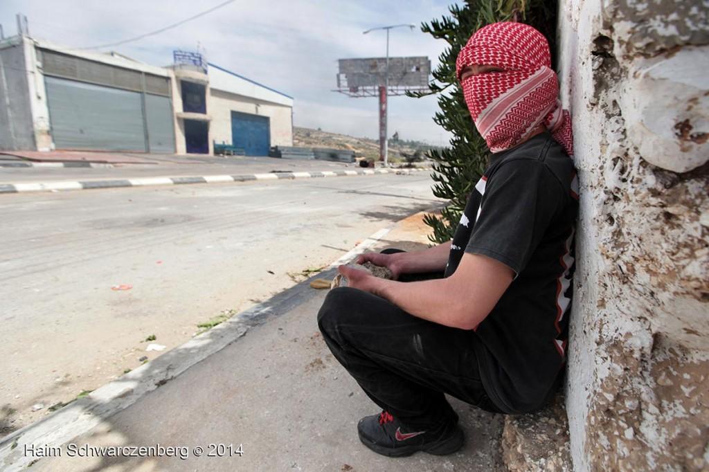 Ofer Military Prison, Bitunia 16/05/2014 | IMG_0572