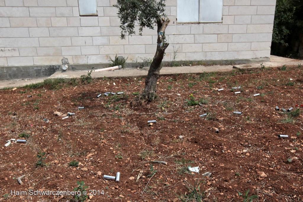 Ofer Military Prison, Bitunia 16/05/2014 | IMG_0589