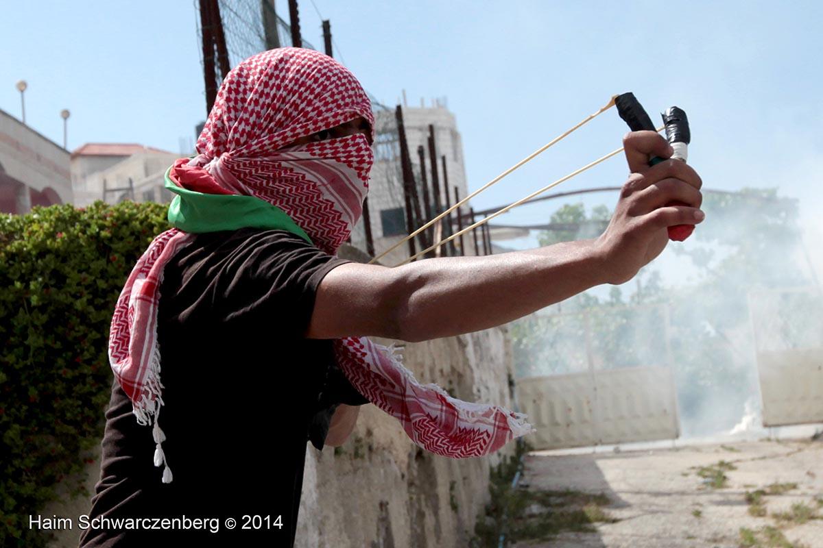 Ofer Military Prison, Bitunia 16/05/2014