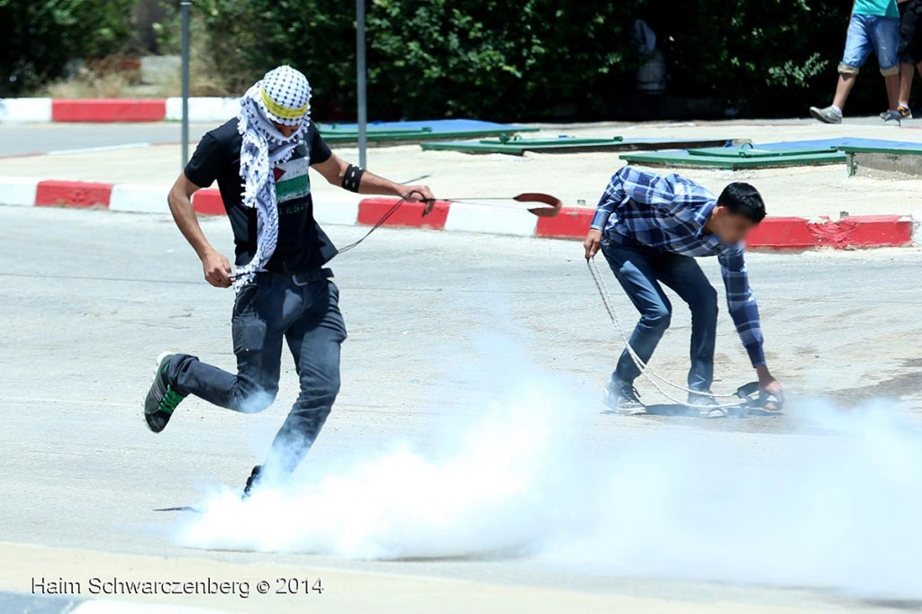 66th Nakba Day Commemoration, Ofer Military Prison, Bitunia 15/05/2014 | IMG_1522