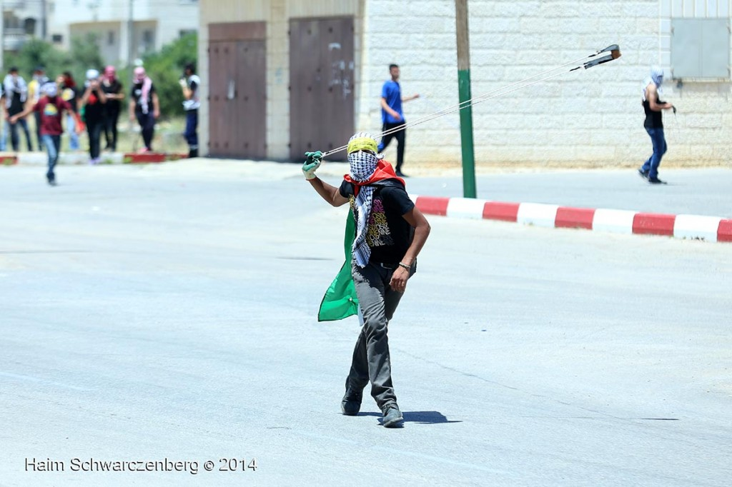 66th Nakba Day Commemoration, Ofer Military Prison, Bitunia 15/05/2014 | IMG_1560
