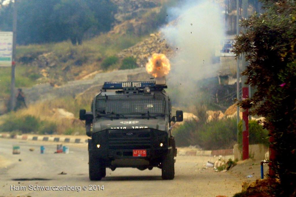 Ofer Military Prison, Bitunia 16/05/2014 | IMG_1754