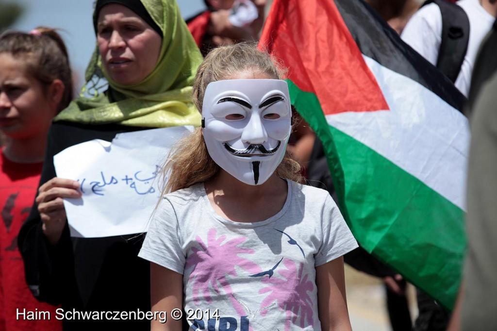 Nabi Saleh 30/05/2014 | IMG_2121
