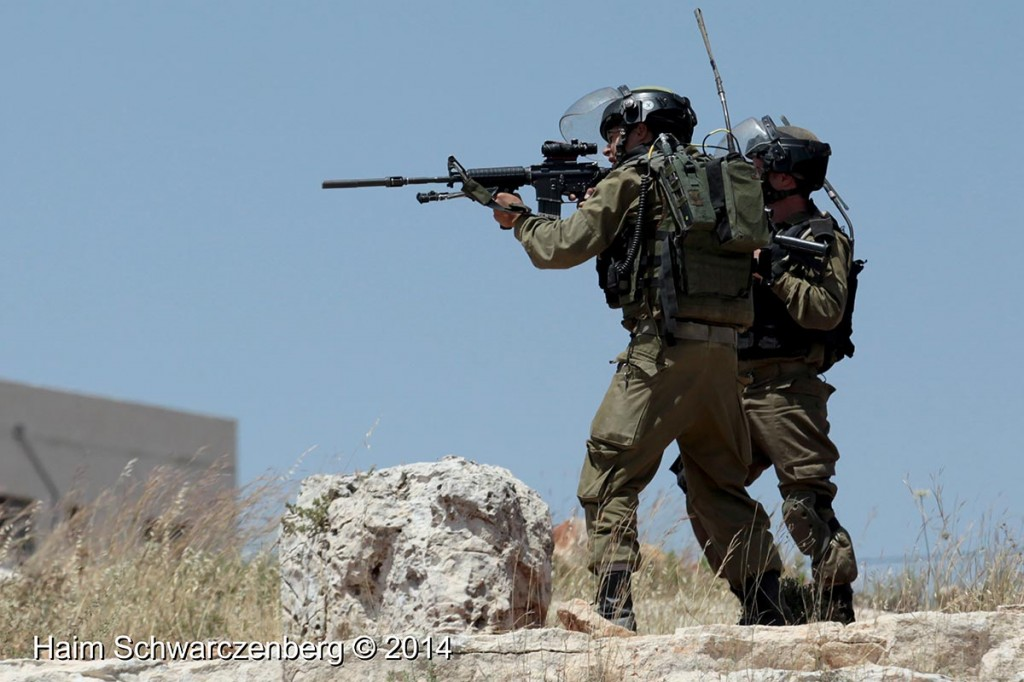 Nabi Saleh 30/05/2014 | IMG_2133