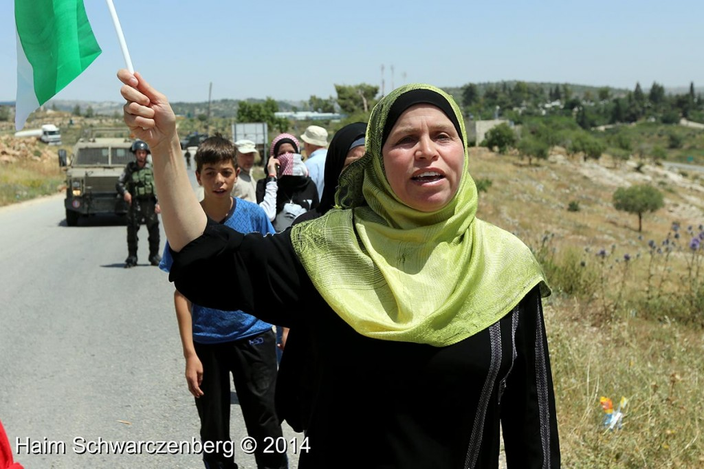 Nabi Saleh 30/05/2014 | IMG_3035