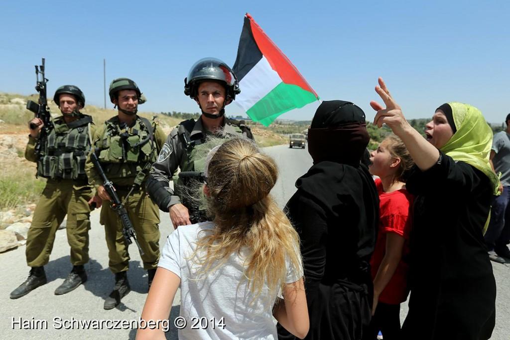 Nabi Saleh 30/05/2014 | IMG_3068