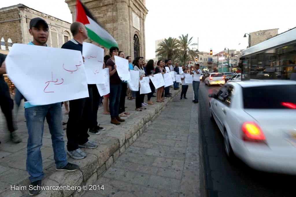 Solidarity with the Palestinian Political Prisoners, Yafa | IMG_4695