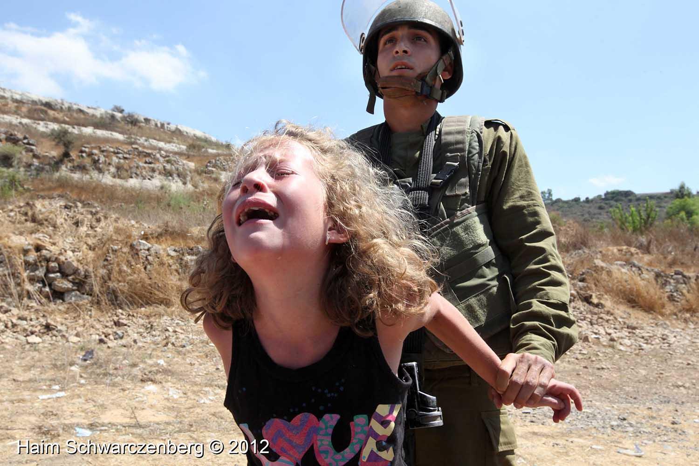 Nabi Saleh 24/08/2012