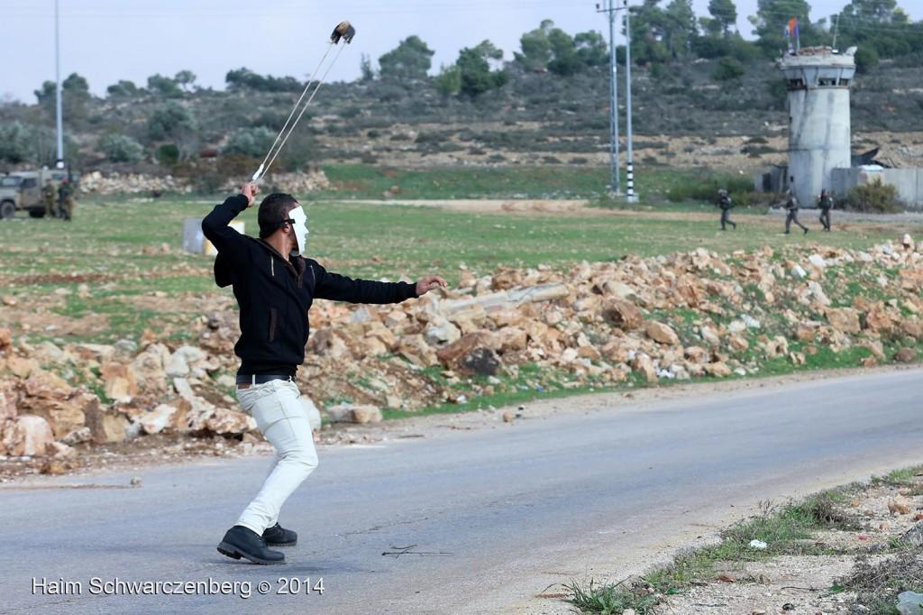Nabi Saleh 21/11/2014 | IMG_0714