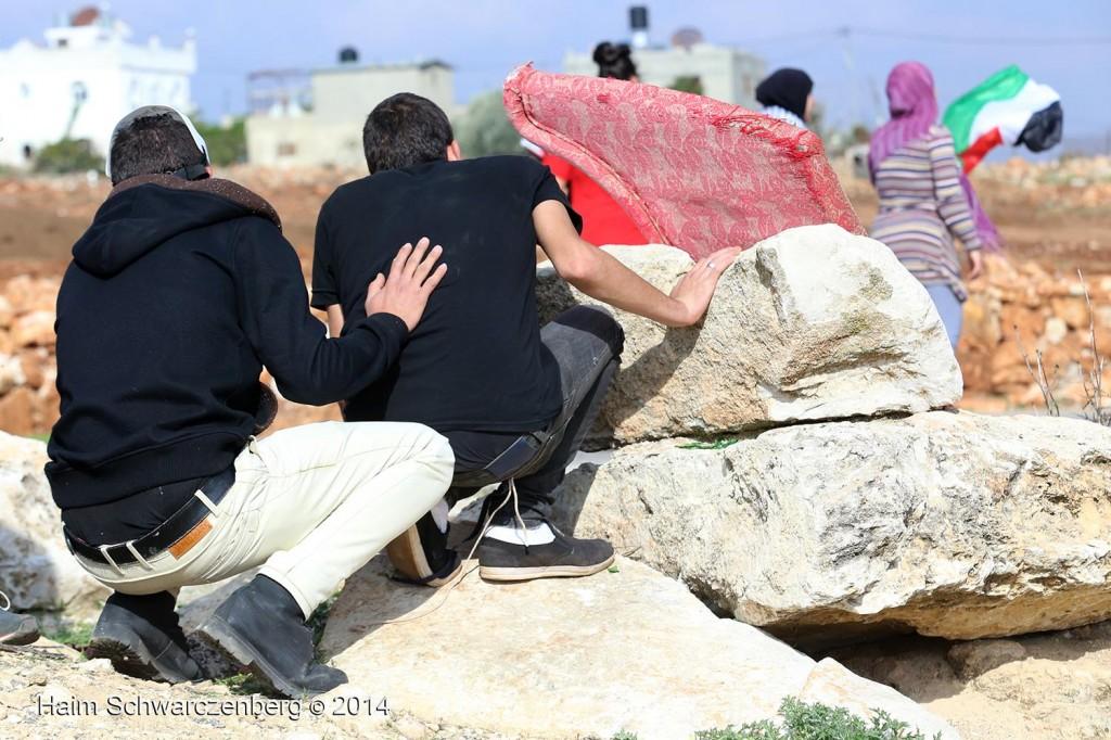Nabi Saleh 21/11/2014 | IMG_0813