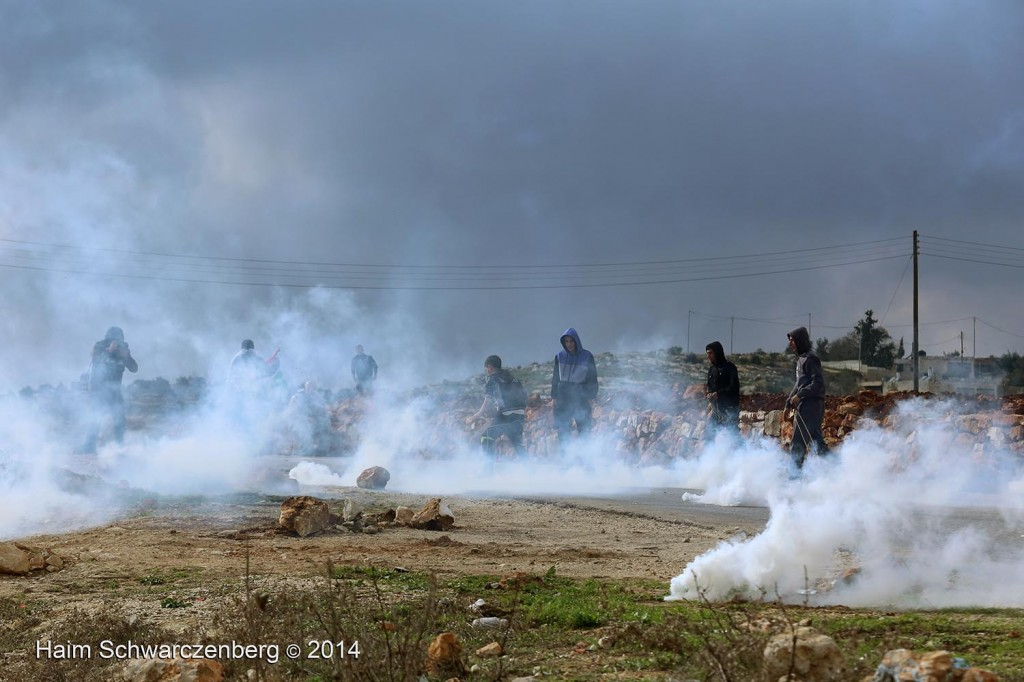 Nabi Saleh 21/11/2014 | IMG_0966