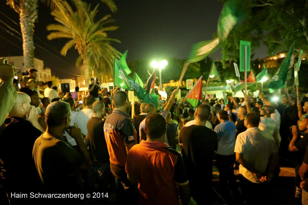 Jaffa Rally against the ongoing Massacre in Gaza | IMG_1557