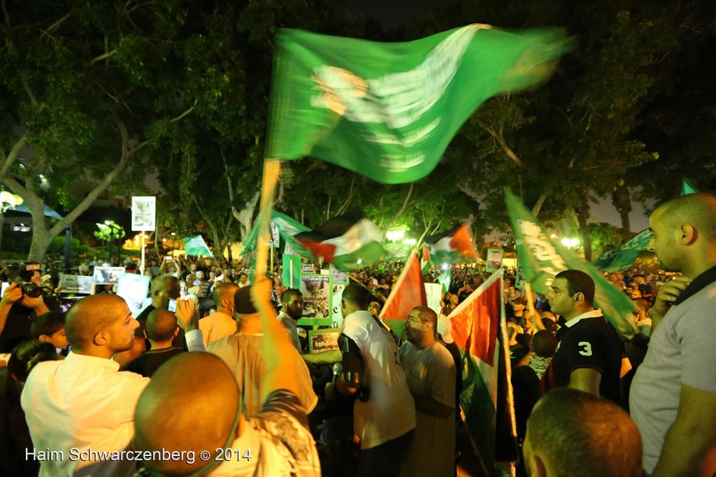 Jaffa Rally against the ongoing Massacre in Gaza | IMG_1603