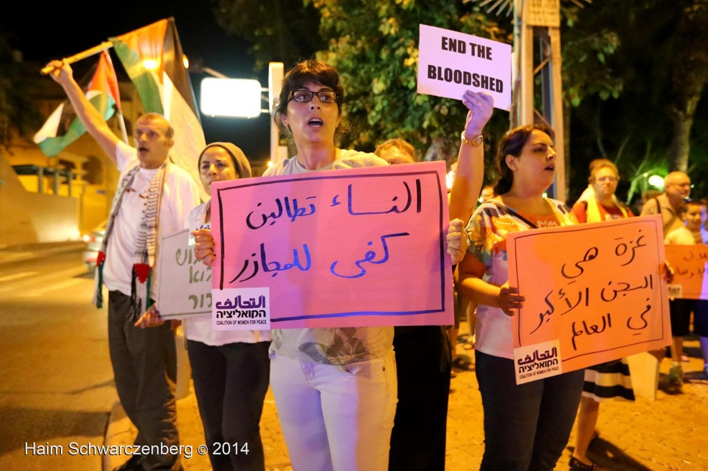 Demonstration against the ongoing Massacre in Gaza | IMG_1804